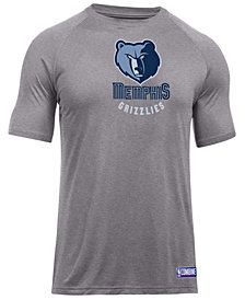 Under Armour Men's Memphis Grizzlies Primary Logo T-Shirt