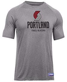 Under Armour Men's Portland Trail Blazers Primary Logo T-Shirt