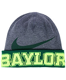 Nike Baylor Bears Training Beanie Knit Hat