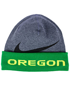 Nike Oregon Ducks Training Beanie Knit Hat