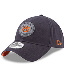 New Era Auburn Tigers Varsity Patch 9TWENTY Cap