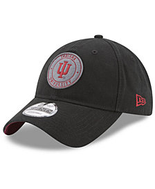 New Era Indiana Hoosiers Varsity Patch 9TWENTY Cap