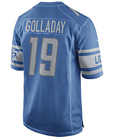 Nike Men's Kenny Golladay Detroit Lions Game Jersey