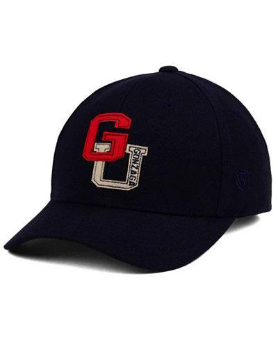 Top of the World Gonzaga Bulldogs Venue Adjustable Cap