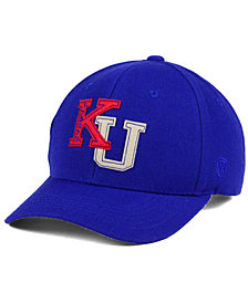 Top of the World Kansas Jayhawks Venue Adjustable Cap