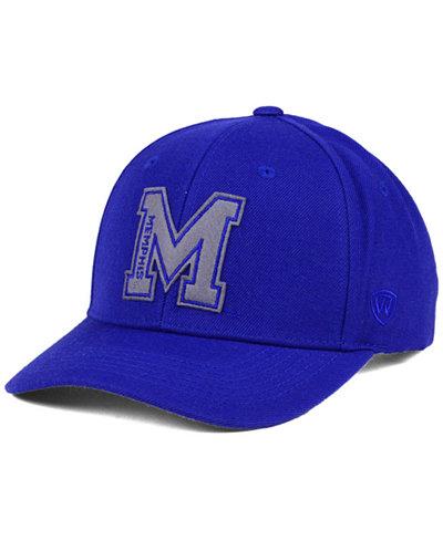 Top of the World Memphis Tigers Venue Adjustable Cap
