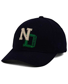 Top of the World Notre Dame Fighting Irish Venue Adjustable Cap