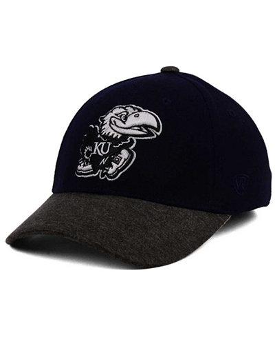 Top of the World Kansas Jayhawks Post Stretch Cap