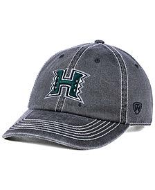 Top of the World Hawaii Warriors Grinder Adjustable Cap