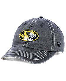 Top of the World Missouri Tigers Grinder Adjustable Cap