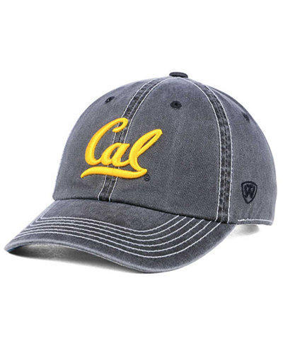 Top of the World California Golden Bears Grinder Adjustable Cap