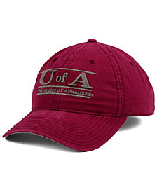Game Arkansas Razorbacks Heather Bar Cap
