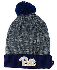 Nike Pittsburgh Panthers Heather Pom Knit Hat