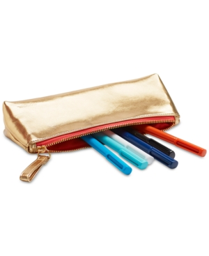 Poppin Gold Pencil Pouch...