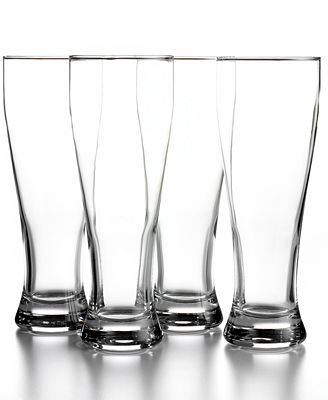 The Cellar Everyday Set of 4 Large Beer Glasses