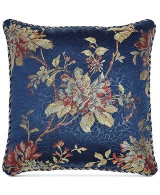 "CLOSEOUT! Calice 18"" Square Decorative Pillow"