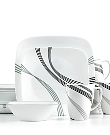 Urban Arc 16-Pc. Set, Service for 4