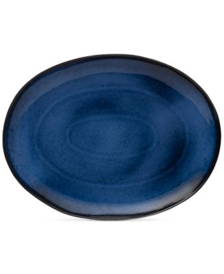 Shea Blue Serving Platter