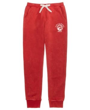 Roxy Fleece Jogger Sweatpants Big Girls (716)