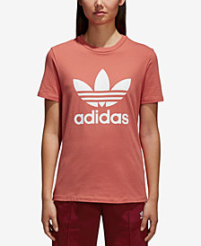 adidas Originals adicolor Cotton Trefoil T-Shirt