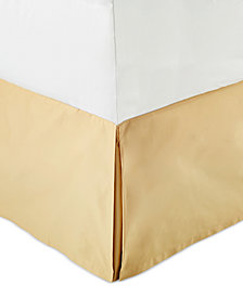 Hotel Collection Patina King Bedskirt, Created for Macy's