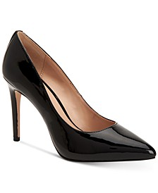 Heidi Classic Pointed-Toe Pumps