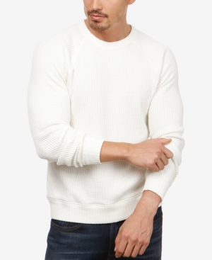 Lucky Brand  MEN'S TEXTURED THERMAL SWEATER
