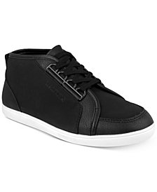 Nautica Women's Lubec High-Top Sneakers