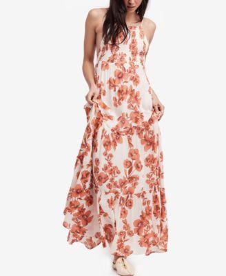 Shapewear under maxi dress