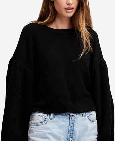 Free People Sleeves Like These Sweater
