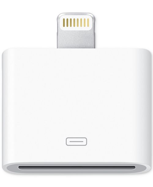 iPhone Lightning to 30-pin Adapter MD823AM A