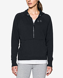 Under Armour Favorite Fleece Half-Zip Hoodie