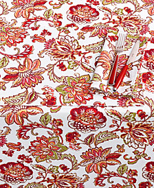 "Fiesta Barbados Jacobean 60"" x 84"" Tablecloth"