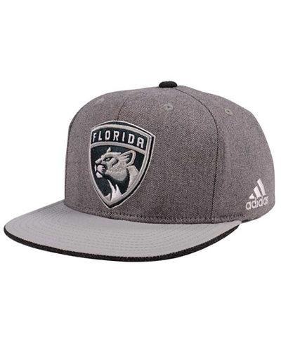 adidas Florida Panthers Two Tone Snapback Cap