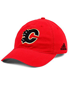 adidas Calgary Flames Core Slouch Cap