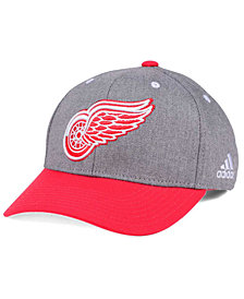 adidas Detroit Red Wings 2Tone Adjustable Cap
