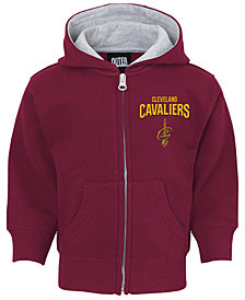 Outerstuff Cleveland Cavaliers Pledge Full-Zip Hoodie, Infants (12-24 Months)