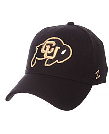 Zephyr Colorado Buffaloes Finisher Stretch Cap
