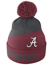 Nike Alabama Crimson Tide Champ Pom Knit Hat