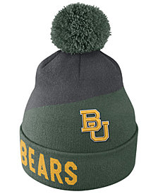 Nike Baylor Bears Champ Pom Knit Hat