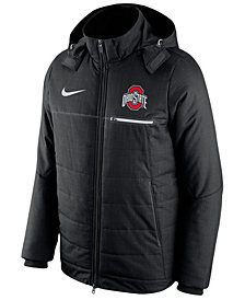 Nike Men's Ohio State Buckeyes Flash Sideline Jacket