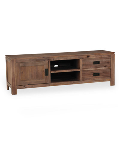 Champagne TV Stand
