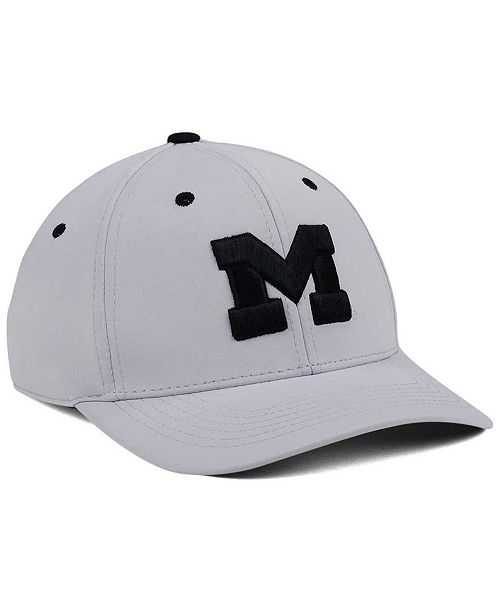 on sale 4a579 1b631 Top of the World Michigan Wolverines Grype Stretch Cap ...