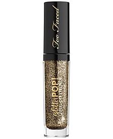 Glitter Pop! Peel-Off Eyeliner
