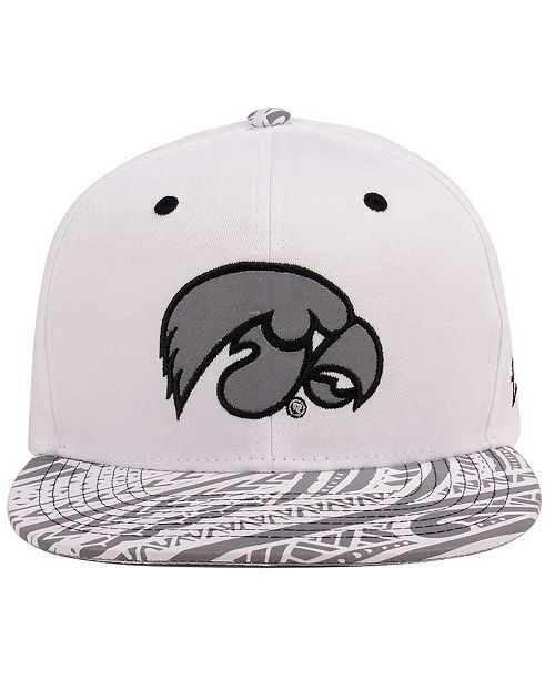 hot sale online e4f96 1b986 ... best price zephyr iowa hawkeyes lahaina snapback 2 cap sports fan shop  by lids men macys