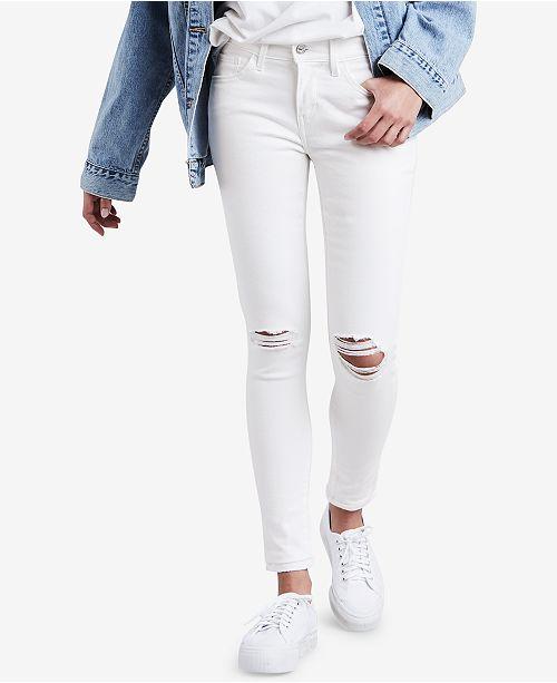 326cca9d Levi's 710 Super Skinny Jeans & Reviews - Jeans - Juniors - Macy's