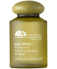 Origins Easy Slider Pre-Shave Oil 1.7 oz.