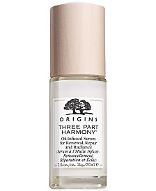 Origins Three Part Harmony Oil-Infused Serum, 1 oz