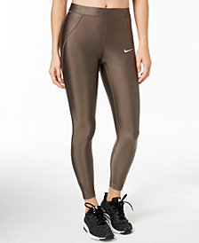 Nike Power Speed Cropped Running Leggings