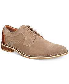 Alfani Men's Kevin Suede Oxfords, Created for Macy's